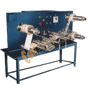 Narrow Web Slitting Rewinding Machine