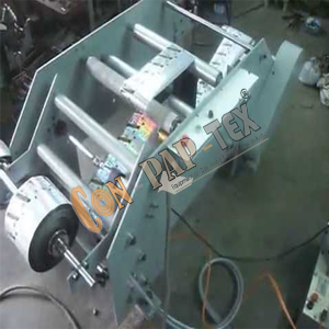 Label Application Doctoring Rewinding Machine