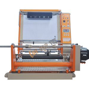 Inspection Doctoring Slitting Machine